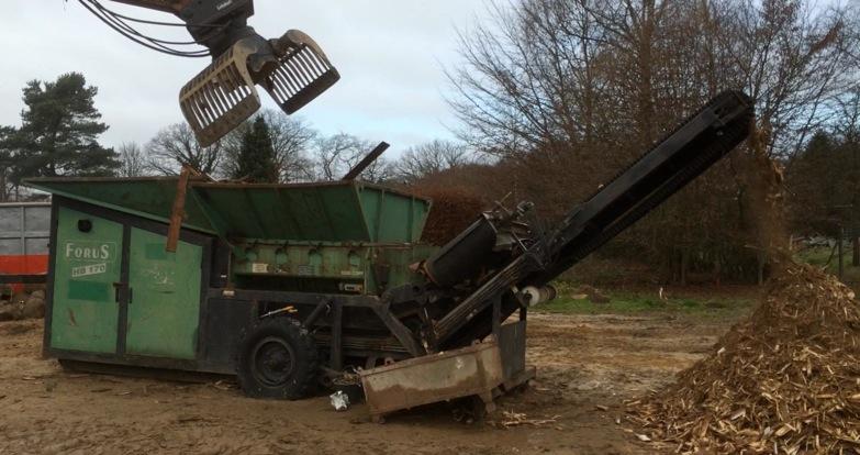 Etwas Neues genug Bachert Bau - Recycling ++ Bauschutt brechen ++ Mutterboden sieben @RR_45